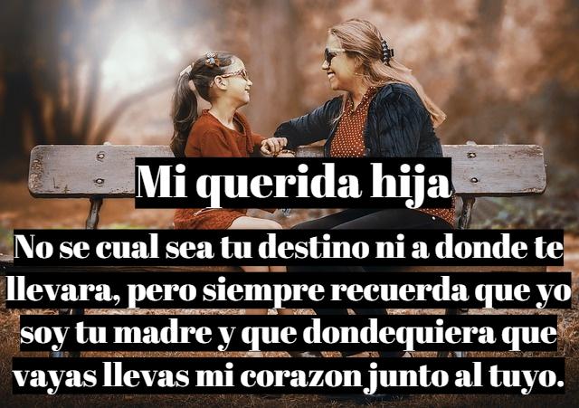 Frases Con Amor Para Mi Hija El Rincón De Nathy